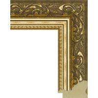 Зеркало в золотой раме 170 х 70 см