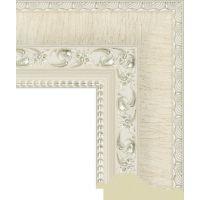 Зеркало в бежевой багетной раме 180 х 80 см