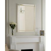 Зеркальное панно Диаманд 130 х 90см