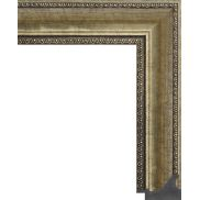 Зеркало в багетной раме арт.838