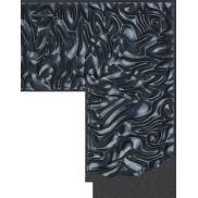Зеркало в багетной раме арт.418-1