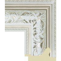 Зеркало в багетной раме арт.112