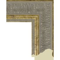 Зеркало в багетной раме арт.676