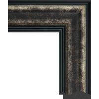 Зеркало в багетной раме арт.865