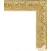 Зеркало в деревянной раме арт.008