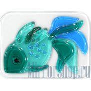 Фьюзинг Голубая рыбка